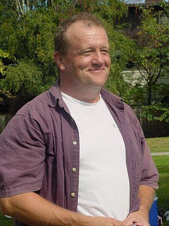 Eric Keenleyside - Eric Keenleyside, 2008