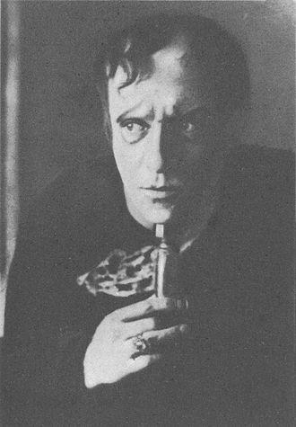 Michael Chekhov - Michael Chekhov as Erik in the 1921 production of August Strindberg's Erik XIV