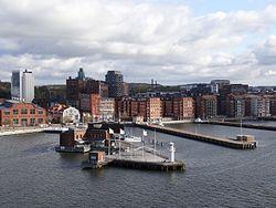 närliggande latin rida nära Göteborg