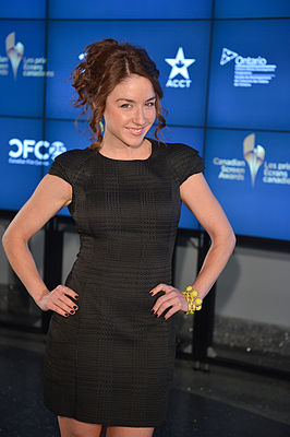 Erin Karpluk in 2013