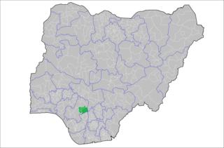 Esanland Senatorial District in Nigeria