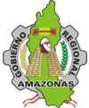 Official seal of Department of Amazonas, Peru