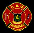 Escudo de la Cuarta Compañía de Bomberos de Quilicura, Chile.png