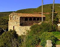 Església castell de Mediona, el Penedes, Barcelona.jpg