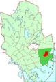 Espoo districts Pohjois-Tapiola.png