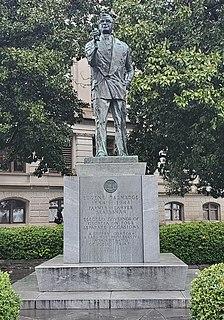 Statue of Eugene Talmadge