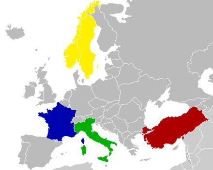 Fußball-Europameisterschaft 2016 - Wikiwand