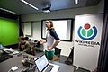 Europeana Sounds Editathon at the National Institute for Sound and Vision 04.jpg