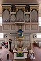 Evangelische Kirche Dudenhofen Orgel-Kanzel-Altar 2.jpg