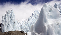 Everest Peace Project - Ice serac everest tibet.jpg