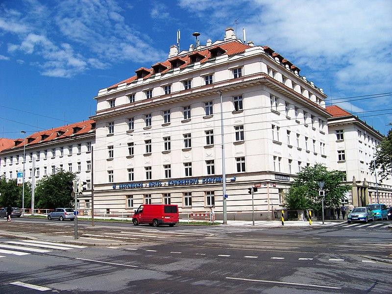 Soubor:Evropská, Masarykova kolej.jpg