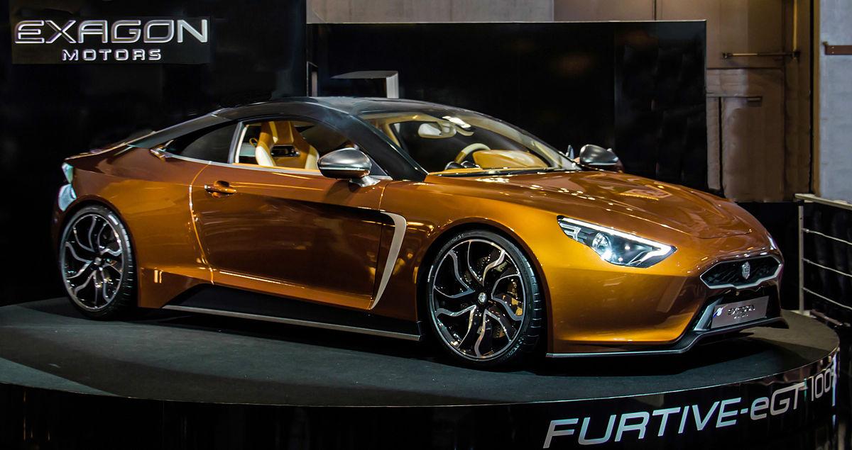 Lithium Ion Car Battery >> Exagon Furtive-eGT - Wikipedia