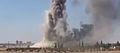 Explosion near silos in southern Manbij 2.jpg