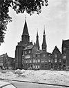 exterieur achterzijde - amsterdam - 20013788 - rce