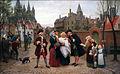 Félix De Vigne - Doop in Vlaanderen in de 18de eeuw.JPG
