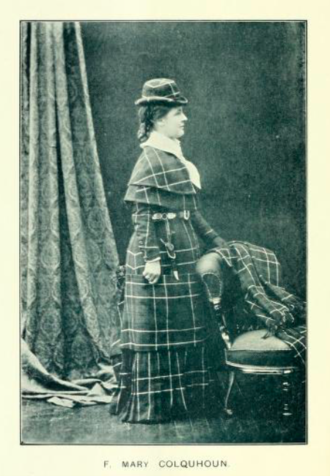 Frances Mary Colquhoun - Image: F. Mary Colquhoun