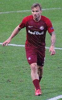 Fredrik Gulbrandsen Norwegian footballer