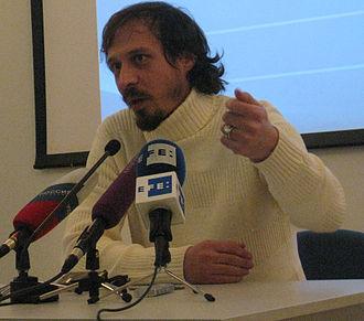 Fele Martínez - Fele Martinez in October 2010