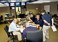 FEMA - 37323 - Planning meeting at the FEMA command center.jpg