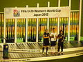 FIFA U-20 Women's World Cup 2012 Awards Ceremony 23.JPG
