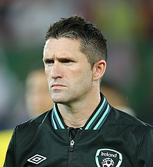 FIFA WC-qualification 2014 - Austria vs Ireland 2013-09-10 - Robbie Keane 01.jpg