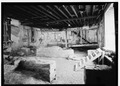 FIRST FLOOR, VIEW TO NORTH - Tannery, Monocacy Creek vicinity, Bethlehem, Northampton County, PA HABS PA,48-BETH,7B-8.tif
