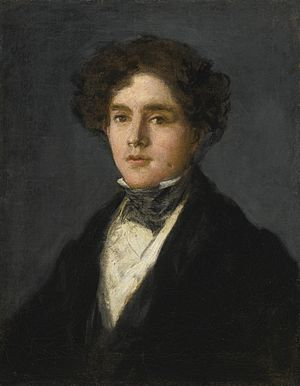 Meadows Museum - Portrait of Mariano de Goya, the artist's grandson c. 1827, Francisco de Goya