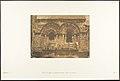 Façade de l'Eglise du St. Sépulcre, à Jérusalem (No. 2 partie supérieure) MET DP131984.jpg