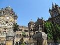 Facade of Central Railway Authority - Fort District - Mumbai - Maharashtra - India (26119178150).jpg