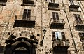 Facade of a building in Palermo, September, 2017.jpg