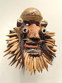 w234 lhistoire du masque mendiant � wikip233dia