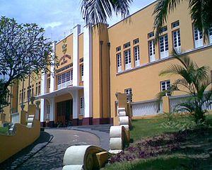 Fachada Instituto de Educação do Amazonas