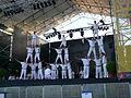 Falcons a la Mercè 2007 P1080454.JPG