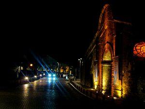 Famagusta Gate - Famagusta Gate by night