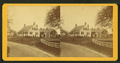 Family members posing in front of their home, from Robert N. Dennis collection of stereoscopic views.png