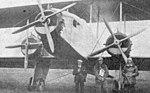 Farman Trimotor Goliath left front L'Aerophile May,1921.jpg
