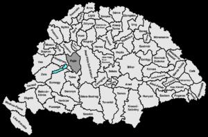 Fejér County (former) - Image: Fejer
