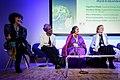 Femmes et Climat au pavillon de la France (en présence de Ségolène Royal, Vandana Shiva, Mary Robinson, Winnie Byanyima, Marie-Monique Robin).jpg