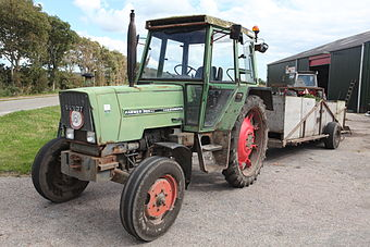 Fendt Farmer 305 LS Turbomatic