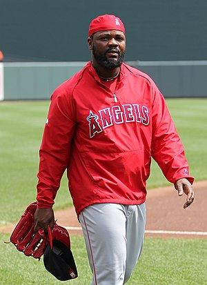 Fernando Rodney - Rodney during his tenure with the Los Angeles Angels of Anaheim in 2011