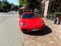 Ferrari w Międzyzdrojach - czerwiec 2018 - 2.jpg