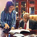 Festus Mogae, Former President of Botswana - TeachAIDS Advisor (13550134894).jpg