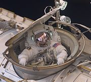 Feustel STS 134 EVA 2