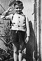 Fiú portré, 1951. Fortepan 76392.jpg