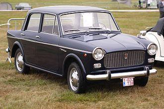 Fiat 1100 - Fiat 1100D