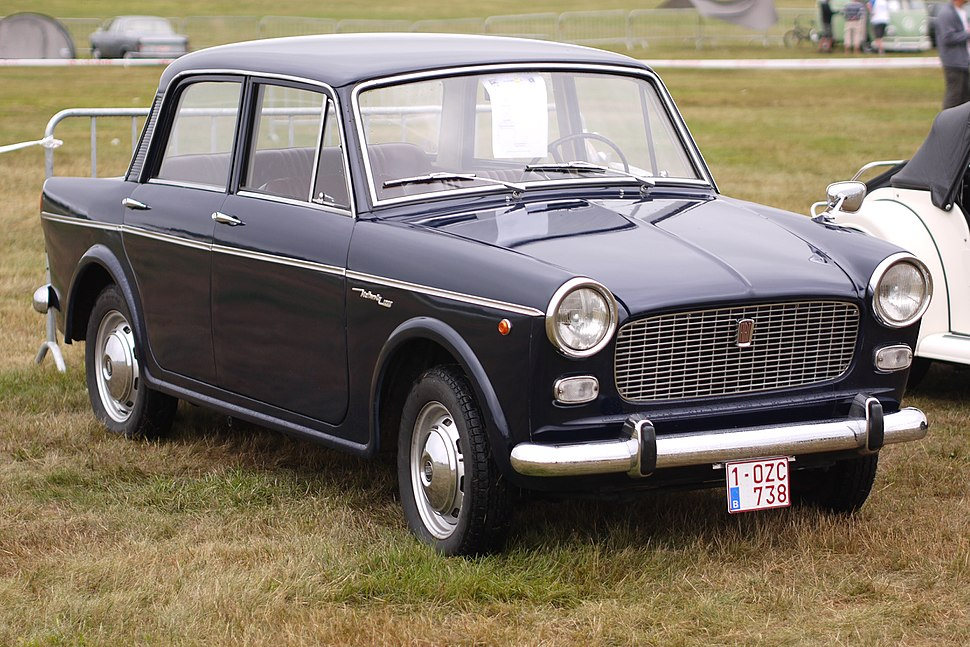 Fiat 1100 Howling Pixel