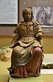 Figura d'una Mare de Déu asseguda, segles XVI-XVII, Museu Soler Blasco de Xàbia.JPG
