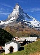 Findeln and Matterhorn