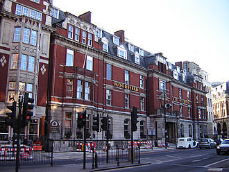UCL Institute of Ophthalmology - Moorfields Eye Hospital