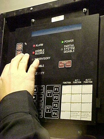 Fire alarm control panel - Wikiwand